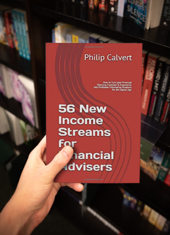 56 New Income Streams for Financial Advisers