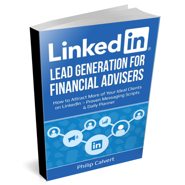 New!  LinkedIn for Financial Advisers